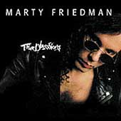 Marty Friedman: True Obsessions [Shrapnel