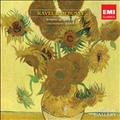 Ravel & Debussy: String Quartets (The National Gallery Collection)