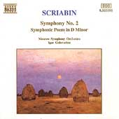 Scriabin: Symphony no 2, etc / Igor Golovchin, Moscow SO