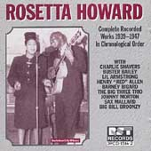 Rosetta Howard: Complete Recorded Works 1939-1947
