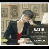 Satie & Compagnie - Piano music of Satie, Debussy, de Séverac, Dupont, Ferroud, Hahn, Koechlin, Poulenc, Ravel and Schmitt / Anne Queffélec, piano
