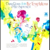 Diana Ross & the Supremes: Diana Ross & the Supremes Join the Temptations [Digipak]