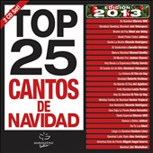Various Artists: Top 25 Cantos de Navidad