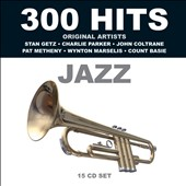 Various Artists: 300 Hits: Jazz [Box]