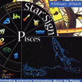 Music for Your Star Sign: Pisces - works by Handel, Vivaldi, Chopin, Bartok, Telemann, Smetana