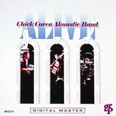 Chick Corea: Acoustic Band Live