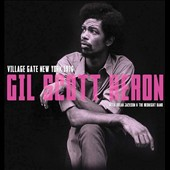 Gil Scott-Heron/Brian Jackson: Village Gate New York 1976 *