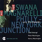 John Swana: Philly-New York Junction