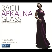 J.S. Bach & Philip Glass: Organ Works / Iveta Apkalna, organ