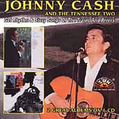 Johnny Cash: Get Rhythm/Story Songs of the Trains and Rivers