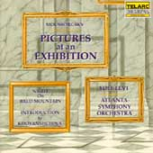 Mussorgsky: Pictures at an Exhibition / Levi, Atlanta SO