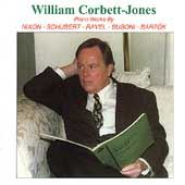 Piano Works by Nixon, Schubert, Ravel, et al / Corbett-Jones