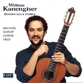 Rondo alla Turka / William Kanengiser