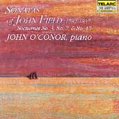 Classics - John Field: Sonatas, Nocturnes / John O'Conor
