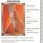 Music of Irwin Bazelon