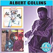 Albert Collins: Love Can Be Found Anywhere (Even in a Guitar)/Trash Talkin'