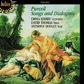 Purcell: Songs & Dialogues / Kirkby, Thomas, Rooley