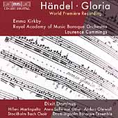 Handel: Gloria, Dixit Dominus / Cummings, Kirkby, et al