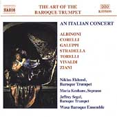 The Art of the Baroque Trumpet Vol 5 - An Italian Concert