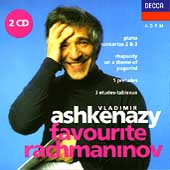 Favourite Rachmaninov / Vladimir Ashkenazy