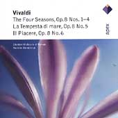 Vivaldi: The Four Seasons, etc / Blankestijn, Europe CO
