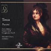 Puccini: Tosca / Gibson, Milanov, Corelli, Guelfi, et al