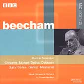 Chabrier, Mozart, Berlioz, et al / Thomas Beecham, Royal PO