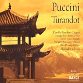 Puccini: Turandot / Rahbari, Casolla, Bartolini, Bou, et al