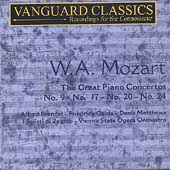 Masterpieces - Mozart: Piano Concertos / Brendel, Gulda
