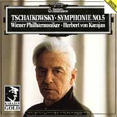 Karajan Gold - Tschaikowsky: Symphonie no 5 / Vienna PO