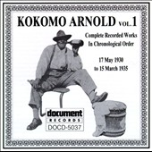 Kokomo Arnold: Complete Recorded Works, Vol. 1 (1930-1935)