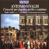 Vivaldi: Concerti per fagotto / Carlini, Martini, et al
