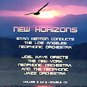 Stan Kenton: New Horizons, Vol. 2