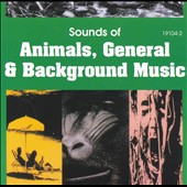 Various Artists: Sound Effects: Sounds of Animals