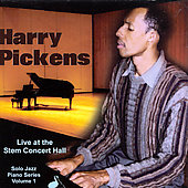 Harry Pickens: Live at Stem Concert Hall, Vol. 1