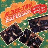 Various Artists: Dee-Jay Explosion Inna Dancehall Style