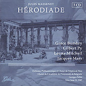 Massenet: H&#233;rodiade / Pr&#234;tre, Bumbry, Py, Mitchell, et al