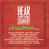 Various Artists: Hear Something Country: Christmas