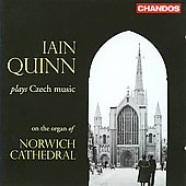 Iain Quinn plays Czech Music