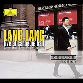 Lang Lang Live at Carnegie Hall - Deluxe Edition