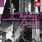 Gemini - Berlioz: Requiem, Symphonie Fantastique / Previn, Tear, et al