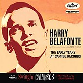 Harry Belafonte: The Early Years at Capitol Records