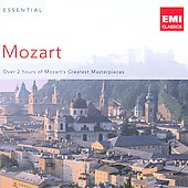 Essential Mozart
