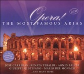 Opera! The Most Famous Arias