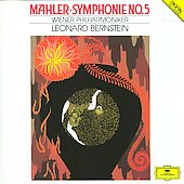 Mahler: Symphonie no 5 / Bernstein, Wiener Philharmoniker