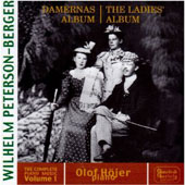 Wilhelm Peterson-Berger: The Ladies' Album