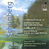 Sch&#246;nberg: Orchestral Works