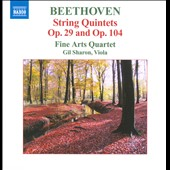 Beethoven: String Quintets Op. 29 & Op. 104