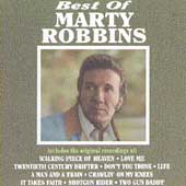 Marty Robbins: The Best of Marty Robbins [Artco]
