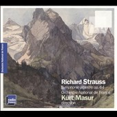 Strauss: Eine Alpensinfonie / Kurt Masur